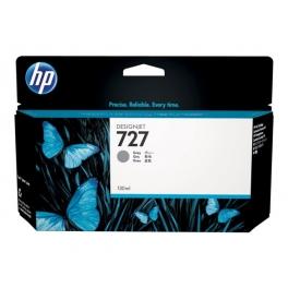 Cartouche d'encre gris HP Designjet 727 - 130 ml