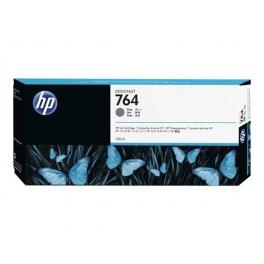 Cartouche d'encre HP Designjet 764 - Gris - 300ml