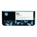 Cartouche d'encre HP Designjet 764 - Jaune - 300ml
