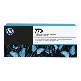 Cartouche d'encre HP Designjet 773C - Noir photo - 775ml