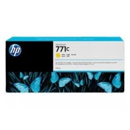Cartouche jaune HP 771C - 775 ml
