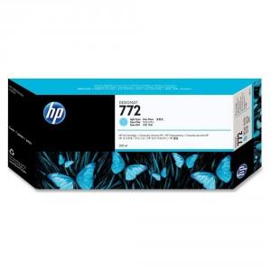 Cartouche d'encre HP Designjet 772 300 ml cyan clair