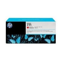 Cartouche rouge chromatique HP 771C - 775 ml