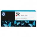 Cartouche d'encre rouge chromatique Designjet HP 773C de 775 ml