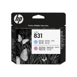 HP 831 - Tête d'impression Latex Magenta clair/Cyan clair