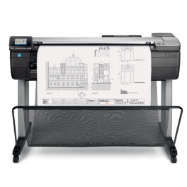 HP T830 MFP - Imprimante grand format A0