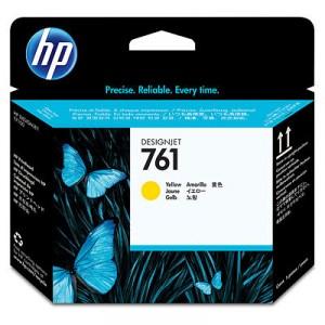 Tete d'impression HP Designjet 761 jaune