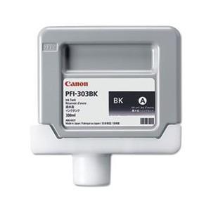 Cartouche d'encre Canon PFI-303BK 330ml Noire