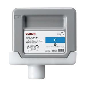 Cartouche d'encre Canon PFI-301M 330ml Magenta
