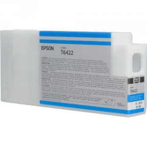 Encre Pigment Cyan SP 7700/9700/7900/9900/7890/9890 (150ml)