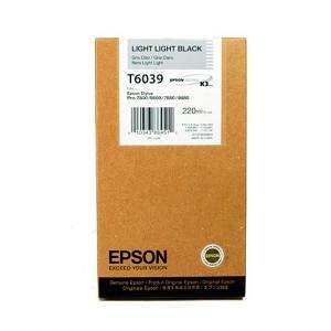Encre Pigment Gris Clair SP 7800/7880/9800/9880 (220ml)