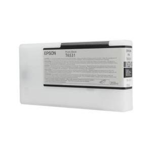 Encre Pigment Noir Mat SP 4900 (200ml)