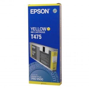 Encre jaune STYLUS PRO 9500