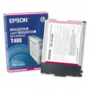 Encre Magenta/Mag. clair STYLUS PRO 5500