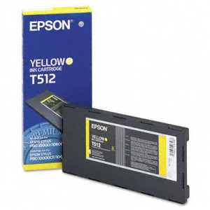 Encre pigment jaune SP 10000/CF 500ml