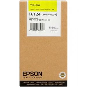 Encre Pigment Jaune SP 7400/7450/9400/9450 (220ml)