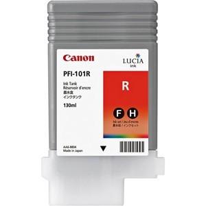 Cartouche d'encre PFI-101R 130ml Rouge