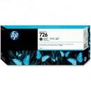 HP 726 cartouche d'encre Designjet noir mat 300 ml