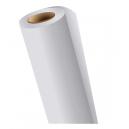 Rouleau papier blanc couché HQ 100gr/m² - 1.118 m x 45.7 m