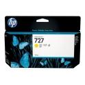 Cartouche d'encre jaune HP Designjet 727 - 130 ml