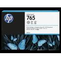 Cartouche d'encre HP Designjet 765 - Gris - 400ml