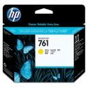 Tete d'impression HP Designjet 761 magenta et cyan