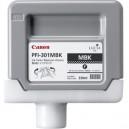 Cartouche d'encre Canon PFI-301MBK 330ml Noire Mate